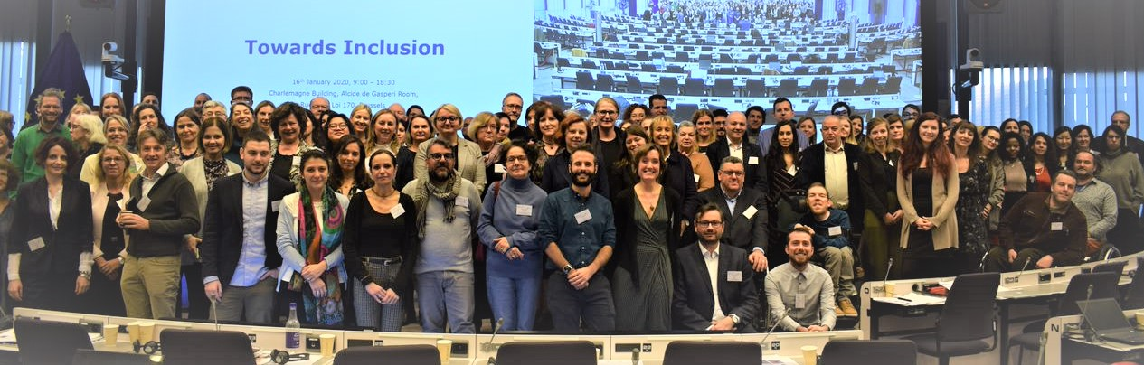 Towards Inclusion conference participants (group photo)
